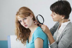 visita dermatologica tumore pelle